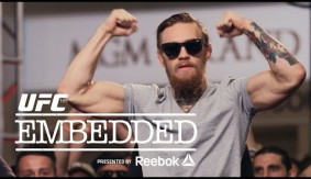 Video – UFC 189 Embedded: Vlog Episode 8