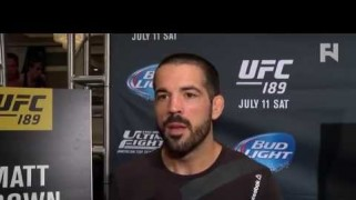FN Video: UFC 189: Undercard w/ Brown vs. Means and More