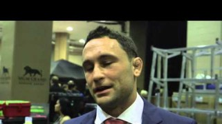 Video – UFC 189: Frankie Edgar Backstage Interview