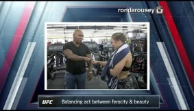 Video – FOX Sports: Ronda Rousey Full Interview