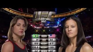 Video – UFC 190 Free Fight: Bethe Correia vs. Shayna Baszler