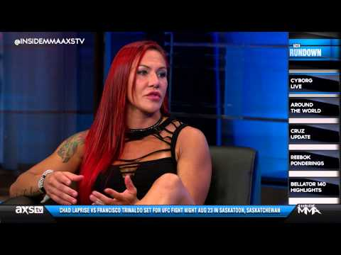 Videos – Inside MMA: Cyborg, Tate, Werdum, Rousey