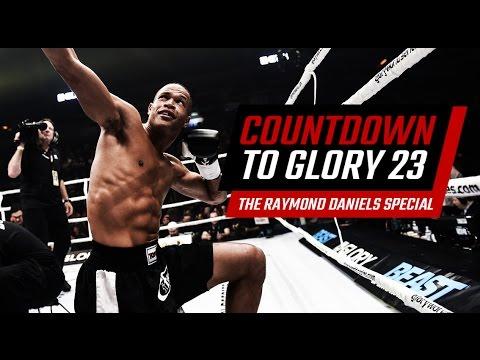 Video – GLORY 23 Las Vegas: Raymond Daniels Special