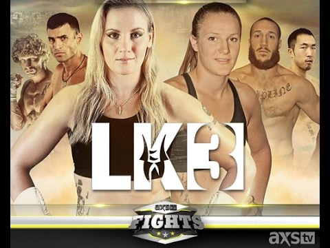 Video Highlights & Results – Legacy Kickboxing 3