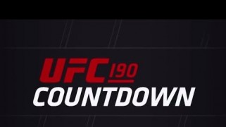Video – Countdown to UFC 190 Full Episode