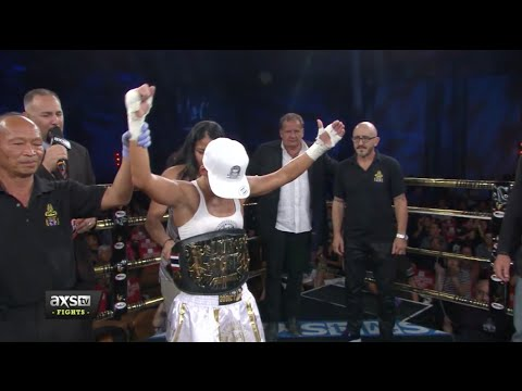 Video Highlights & Results – Lion Fight 23: Two Title Fights