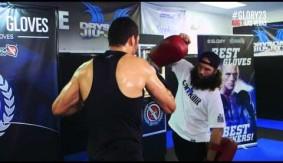 Video – GLORY 23 Las Vegas: Open Workout Highlights