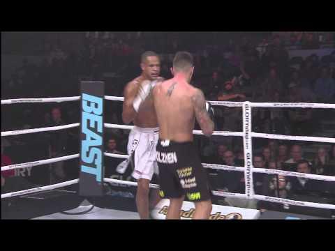 Video – GLORY Full Fight: Holzken vs. Daniels 1