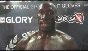 Video – GLORY 23: Daniel Sam Pre-Fight Interview