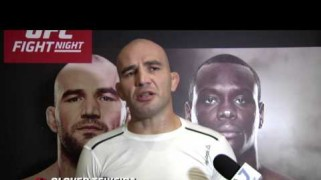 Video – UFC Fight Night Nashville: Open Workout Highlights