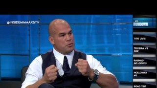 Videos & Quotes – Inside MMA: Tito Ortiz Breaks Cyborg News