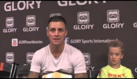 Video – GLORY 23: Nieky Holzken Post-Fight Interview
