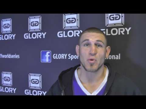 Video – GLORY 23: Dustin Jacoby Post-Fight Interview