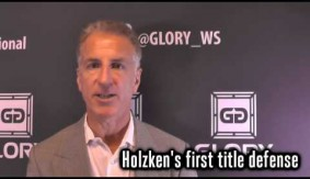 Video – GLORY 23: Jon Franklin Post-Event Interview