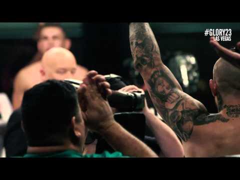 Video – This Was GLORY 23: Behind the Scenes in Las Vegas