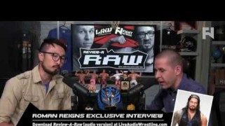 """FN Video: Review-A-Raw 8/18/15 – """"Dead Man Brocking"""""""