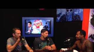 Video – The Fighter & The Kid: Shane Mosley in Studio