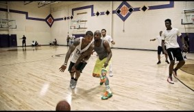 Video - All Access: Mayweather Balls with Celtics' Thomas