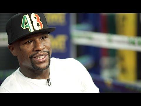 Video – Showtime Boxing: Mayweather Talks Berto Fight