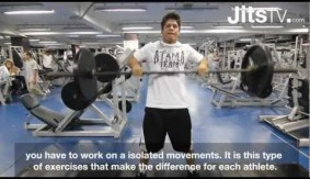 JitsTV: Ary Farias – BJJ World Champion Workout