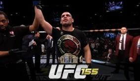 Video - UFC 155: Velasquez, Dos Santos Post-Fight Interviews