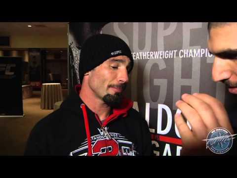 Video – UFC 156 Stars Test Super Bowl XLVII Knowledge