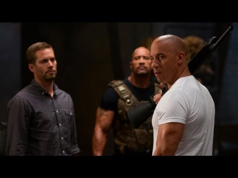 Video – Fast & Furious 6 Extended First Look