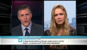 Video - UFC 157: Ronda Rousey Sportscenter Interview