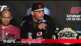 Video - UFC 157: Post-Fight Presser Highlights