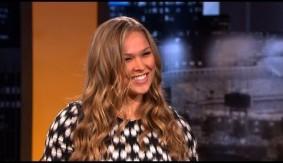 "Video - Ronda Rousey on Jim Rome: ""Sex Sells"""