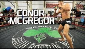 "Video - Conor McGregor: ""Think Street, Train Sport"""