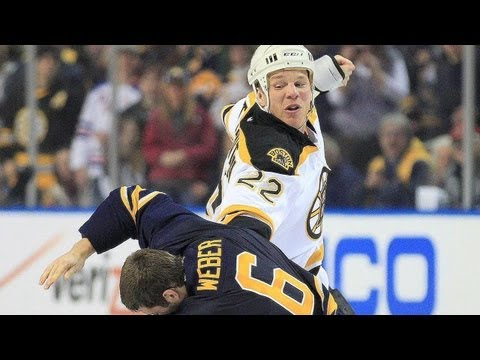 Video – NHL's Shawn Thornton Debates UFC vs. NHL Toughness