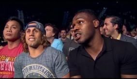 Video - UFC Full Blast: Jon Jones Reacts at UFC 162