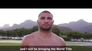 Video – GLORY 11 Chicago: Anderson Silva Pre-Fight Interview