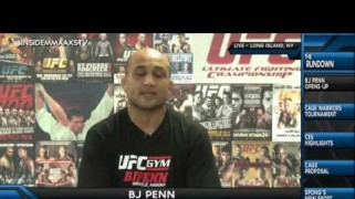 Penn Talks TUF, Palhares Trainer Speaks Out on 'Inside MMA'