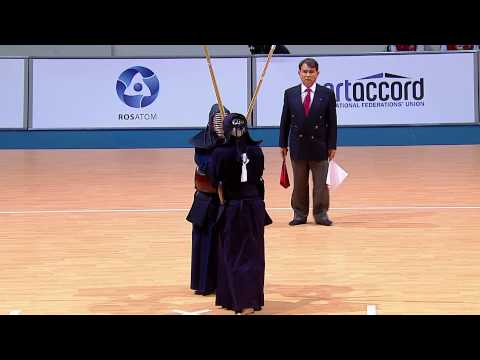 Videos – World Combat Games: Kendo, Savate, Aikido