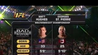 Video – UFC 167 Free Fight: GSP vs. Matt Hughes 2
