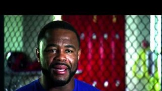Video – UFC 167: Rashad Evans Pre-Fight Interview