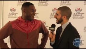 Video - Jon Jones Talks EA Sports UFC Cover, Gustafsson