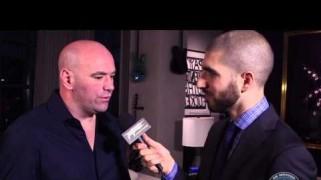 Videos – Ariel Helwani UFC 167 Pre-Fight Interviews