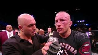 Video – UFC 167: Georges St-Pierre Announces 'Time Away'