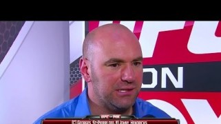 Videos – Ariel Helwani UFC 167 Post-Fight Interviews