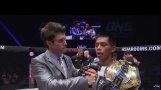 Video – ONE FC 7: Honorio Banario vs. Eric Kelly Full Fight