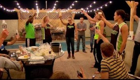 Video - TUF 18: Ronda Rousey's Backyard Boogie