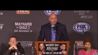 Video – TUF 18 Finale: Post-Fight Presser Highlights