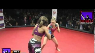 Video – Fresquez Productions: Holly Holm vs. Angela Hayes