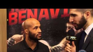 Videos – Ariel Helwani UFC on FOX 9 Pre-Fight Interviews