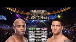 Video – UFC 168 Free Fight: Chris Weidman vs. Anderson Silva