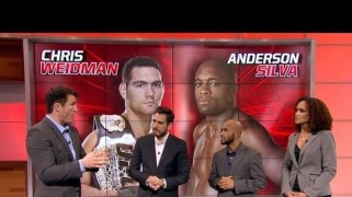 Videos & Quotes – UFC 168 Preview on 'UFC Tonight'
