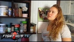 Video - Ronda Rousey Talks Holm, Silva-Weidman Rematch